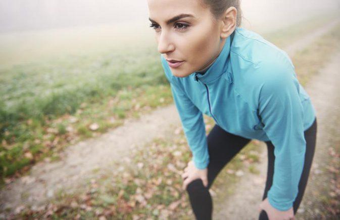 Dýchání při běhu