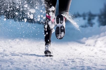 Běh v chladném počasí, zimě a mrazu