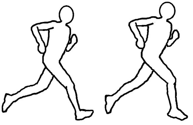 Běhat přes špičku nebo patu?