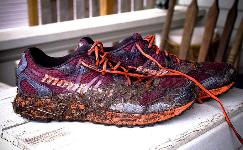 Jak čistit běžecké boty