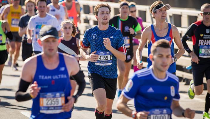Jak naladit na maraton?