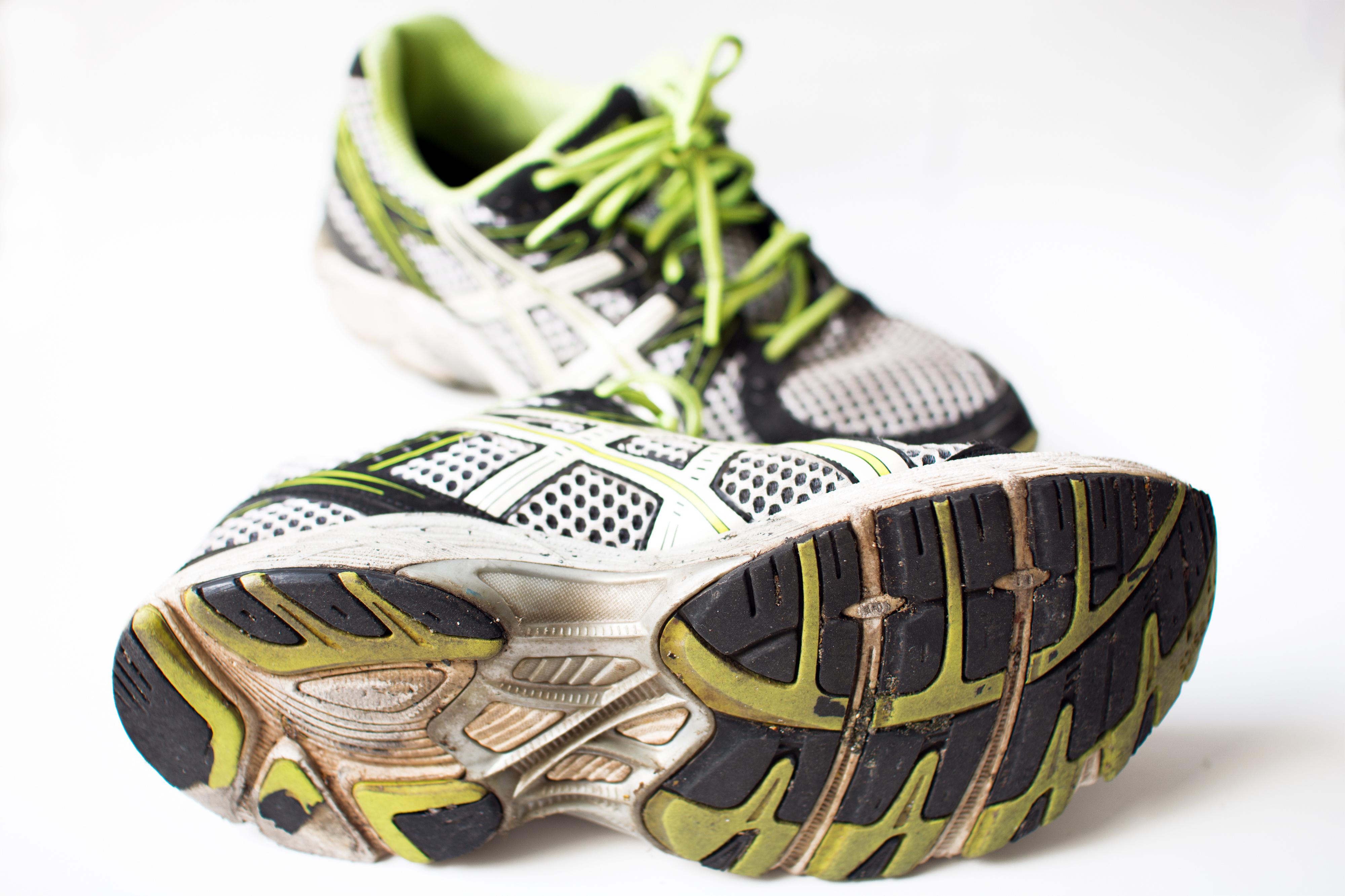Kdy vyhodit staré běžecké boty?