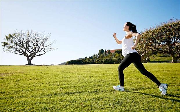 6 mýtů o běhání vtěhotenství
