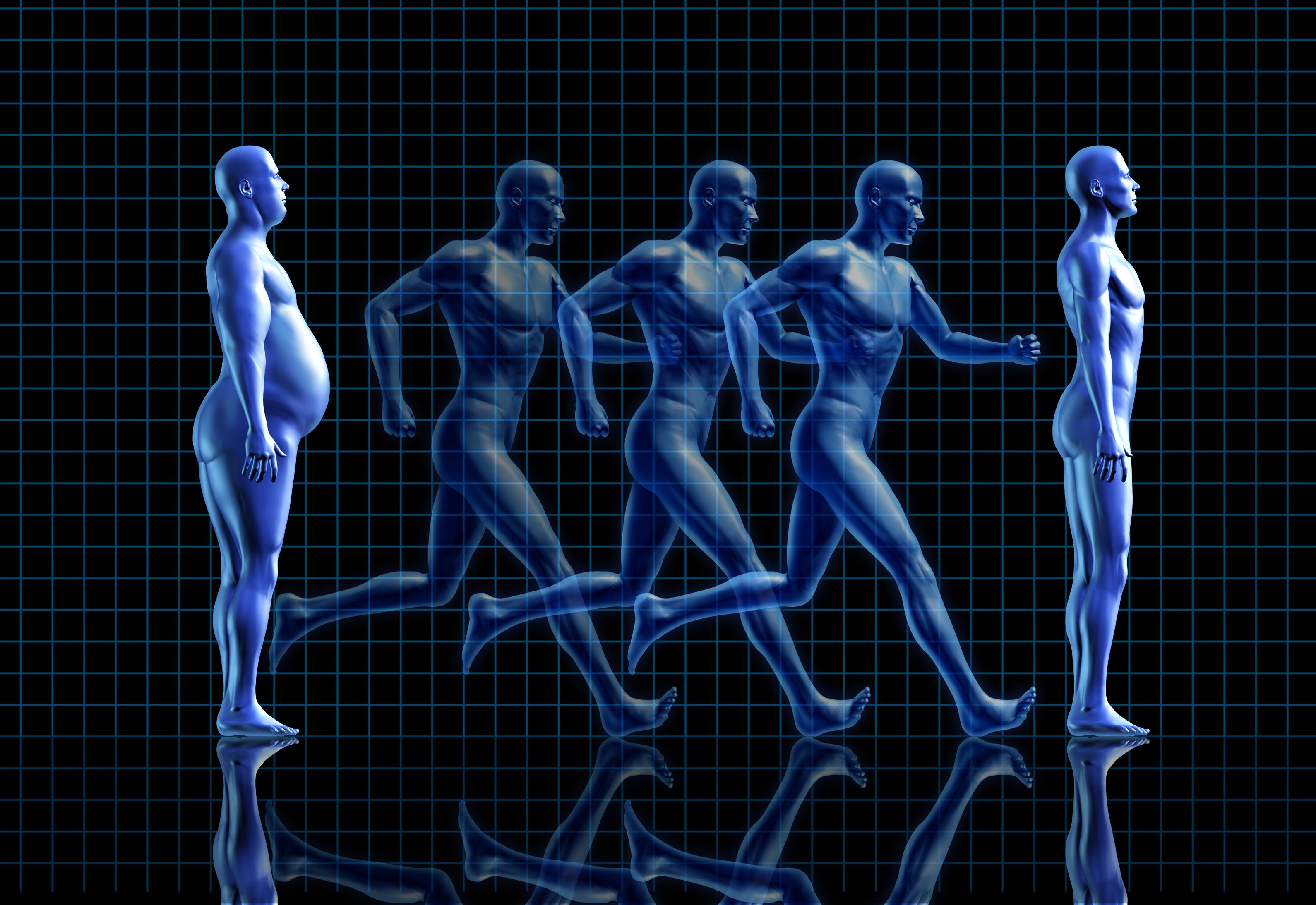 Proč běháním nehubnu?