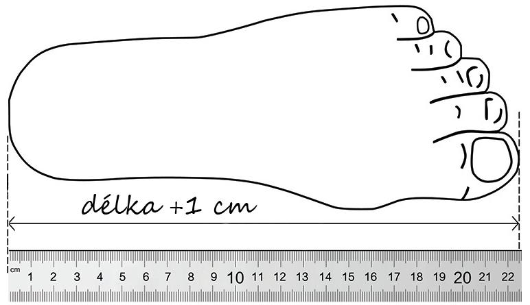 Zvolte správnou velikost běžecké obuvi