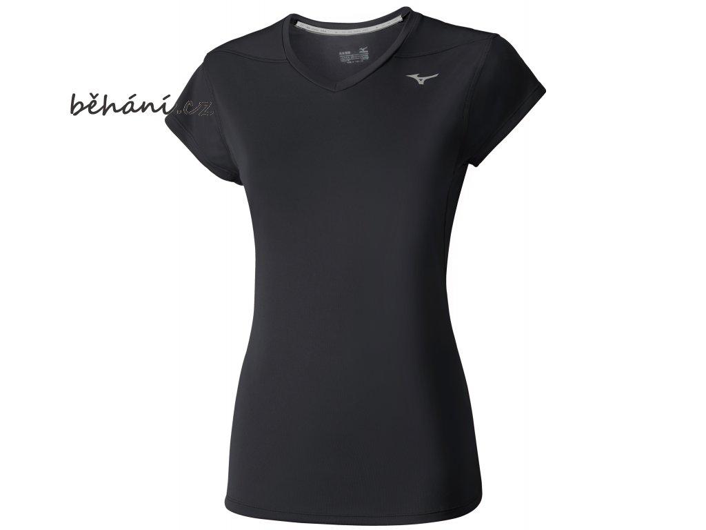 Běžecké tričko Mizuno Core Tee J2GA4214T09 (Velikost textilu XS)