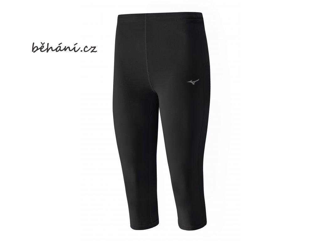 3/4 běžecké kalhoty Mizuno Tights J2GB525109 (Velikost textilu XS)