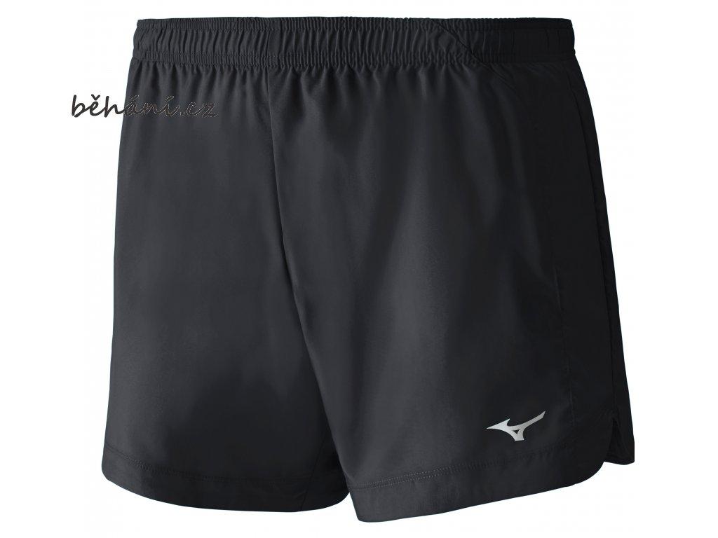 Běžecké šortky Mizuno Core Square 5.5/Black J2GB620209 (Velikost textilu XXL)