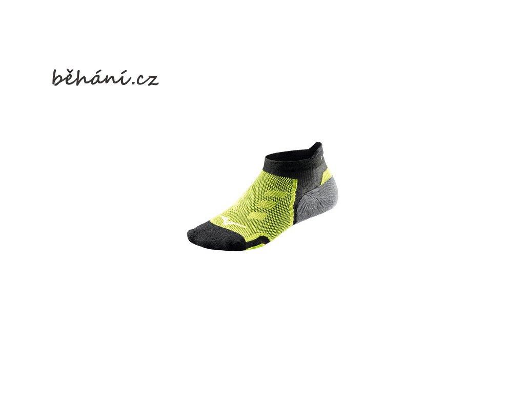Ponožky Mizuno DryLite Race Low J2GX6A2093 (Velikost textilu XL)