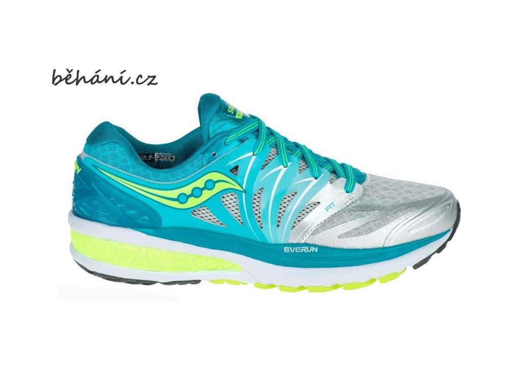 Běžecké boty Saucony HURRICANE ISO 2 (Velikost obuvi v EU 41)