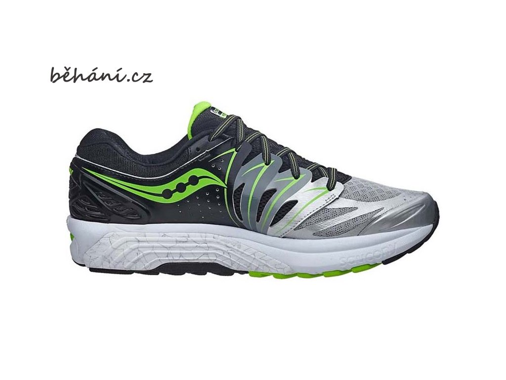 Běžecké boty Saucony HURRICANE ISO 2 (Velikost obuvi v EU 43)
