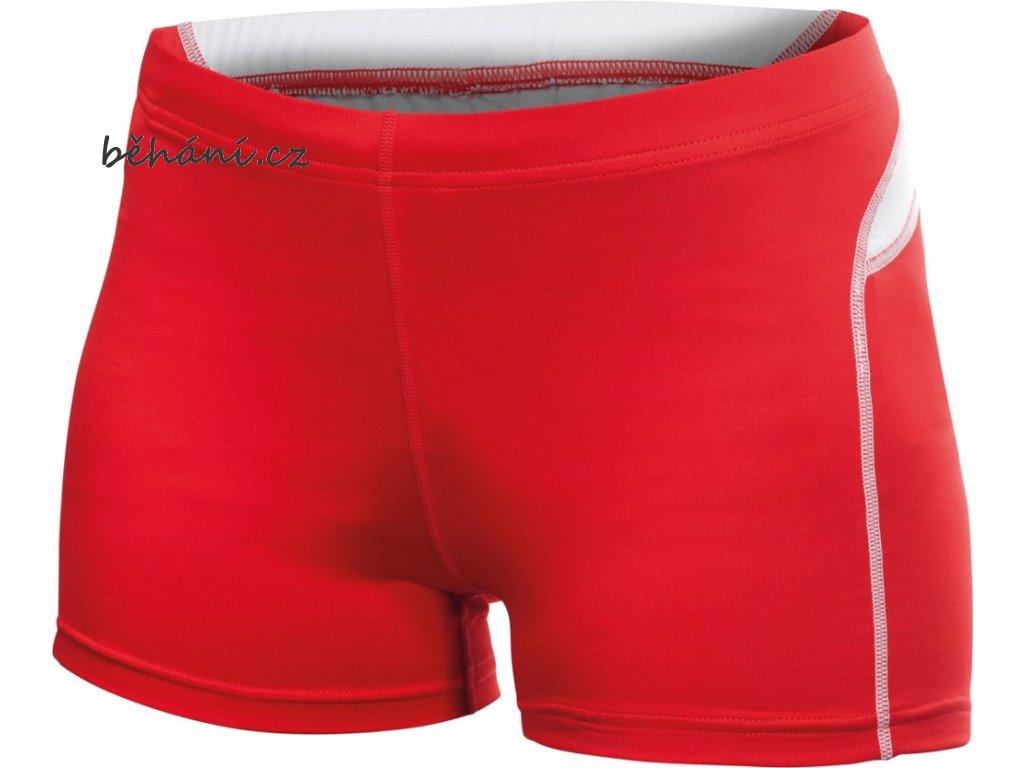 Běžecké šortky CRAFT Club Hot (Velikost textilu XS)