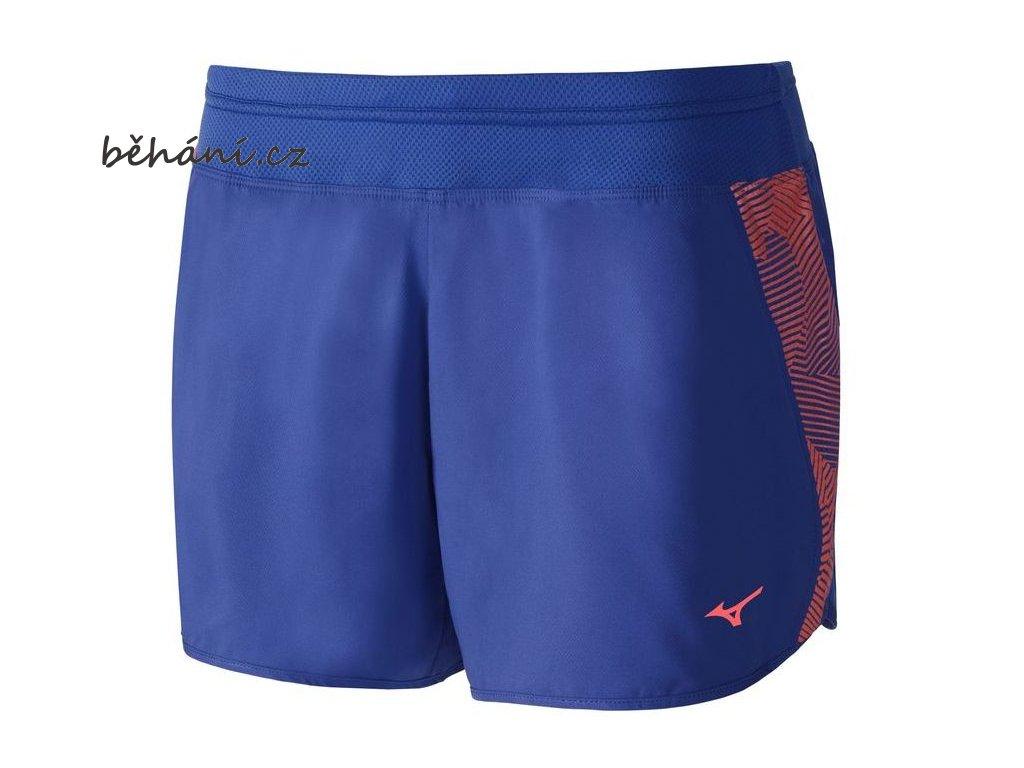 Běžecké šortky Mizuno Phenix Square 4.0 J2GB671122 (Velikost textilu XS)