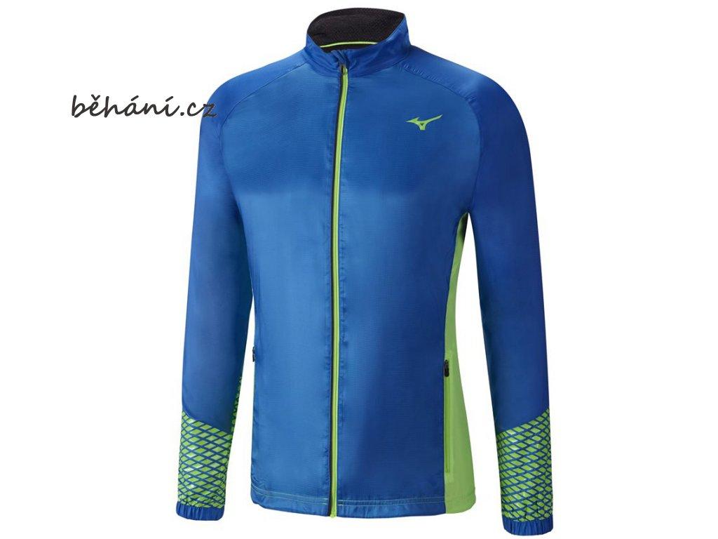 Běžecká bunda Mizuno Breath Thermo Jacket J2GE651325 (Velikost textilu XXL)