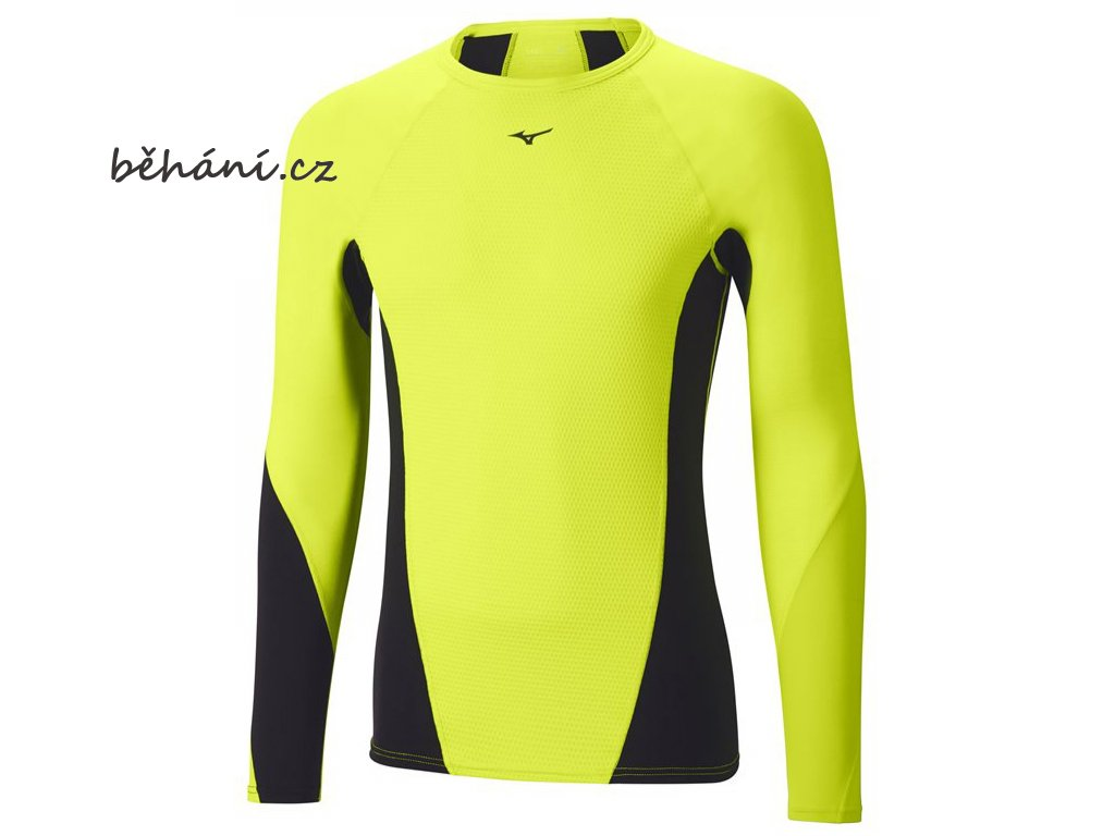 Běžecké tričko Mizuno Virtual Body G1 Crew 73CF34145