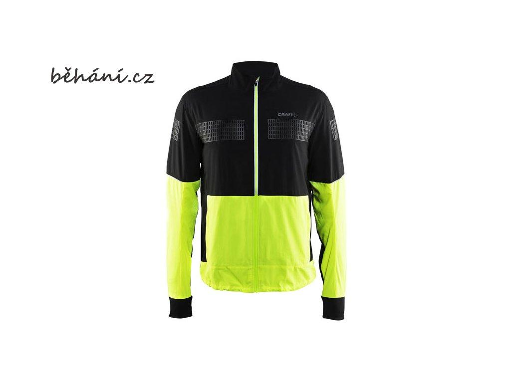 Běžecká bunda CRAFT Brilliant 2.0 Ligh (Velikost textilu XXL)