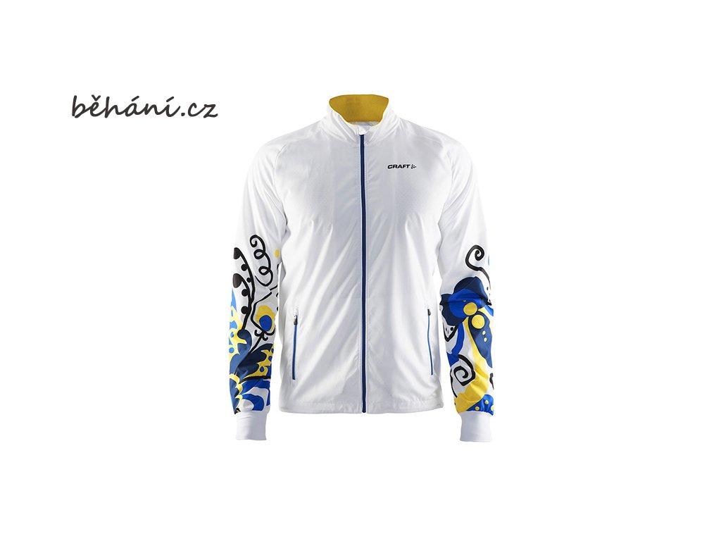 Běžecká bunda CRAFT Falun XC (Velikost textilu XL)