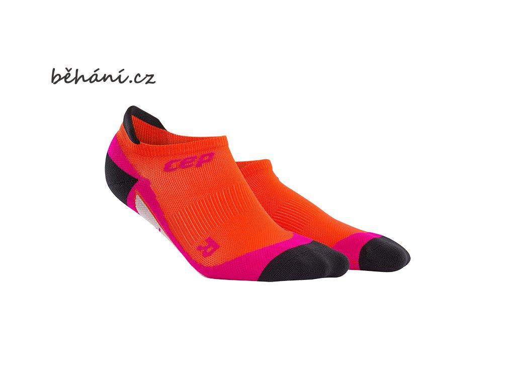 no show socks sunset pink w WP4620 pair