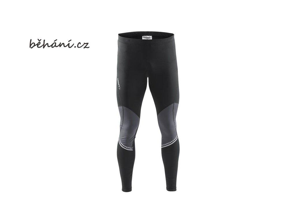 Běžecké kalhoty CRAFT Cover Thermal (Velikost textilu S)