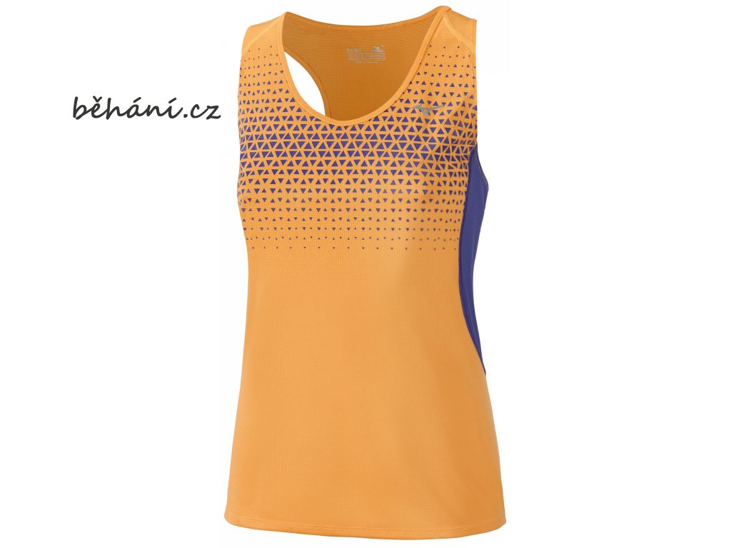Běžecké tričko Mizuno Cooltouch Phenix SL J2GA720353
