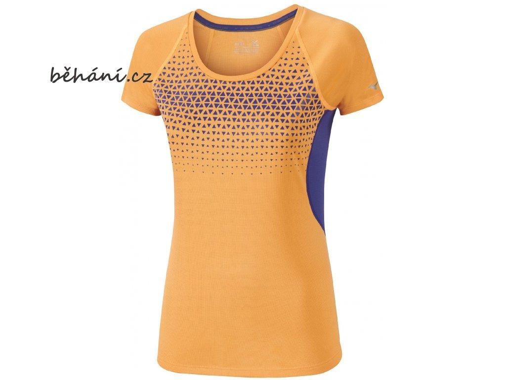 Běžecké tričko Mizuno Cooltouch Phenix Tee J2GA720453