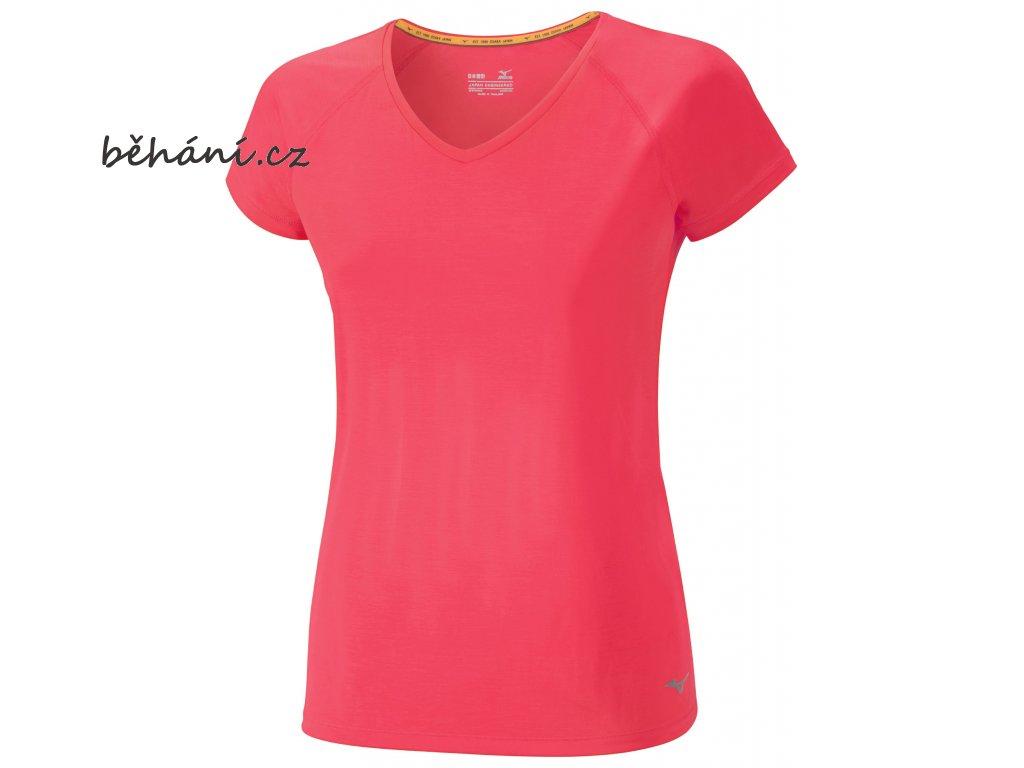 Běžecké tričko Mizuno Active Tee J2GA720866