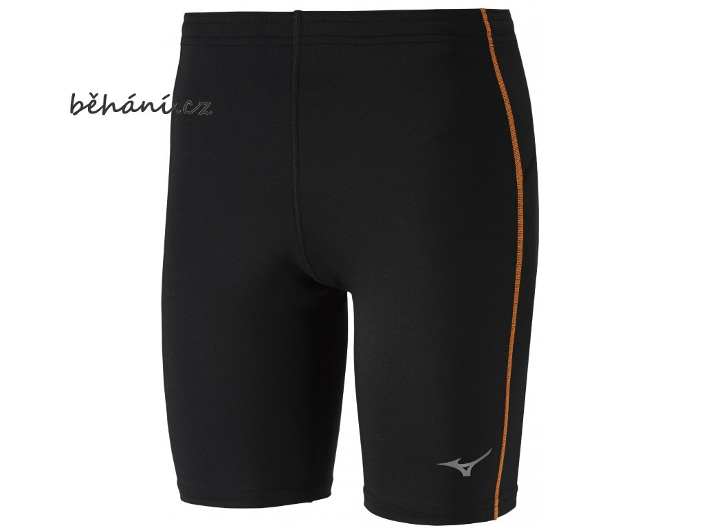 Běžecké šortky Mizuno Core Mid Tights J2GB504192