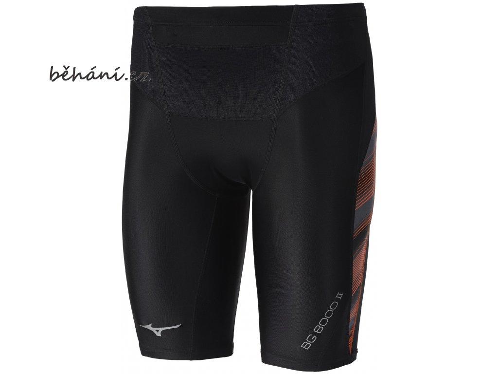Běžecké šortky Mizuno BG8000-2 Mid Tights J2GB700196