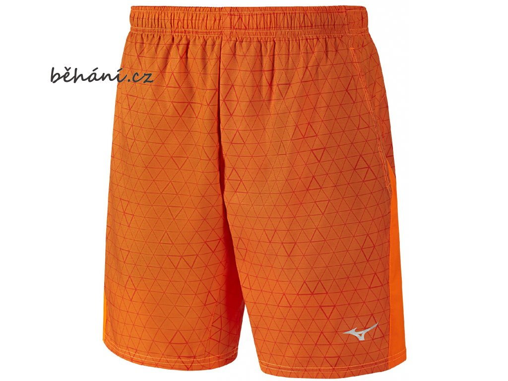 Běžecké šortky Mizuno Helix Printed SQ 8.5 J2GB700554 (Velikost textilu XXL) d79340a4ca