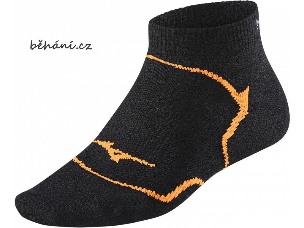 Běžecké ponožky Mizuno DL Inner Grip Mid J2GX6A50Z53 (Velikost textilu XL)