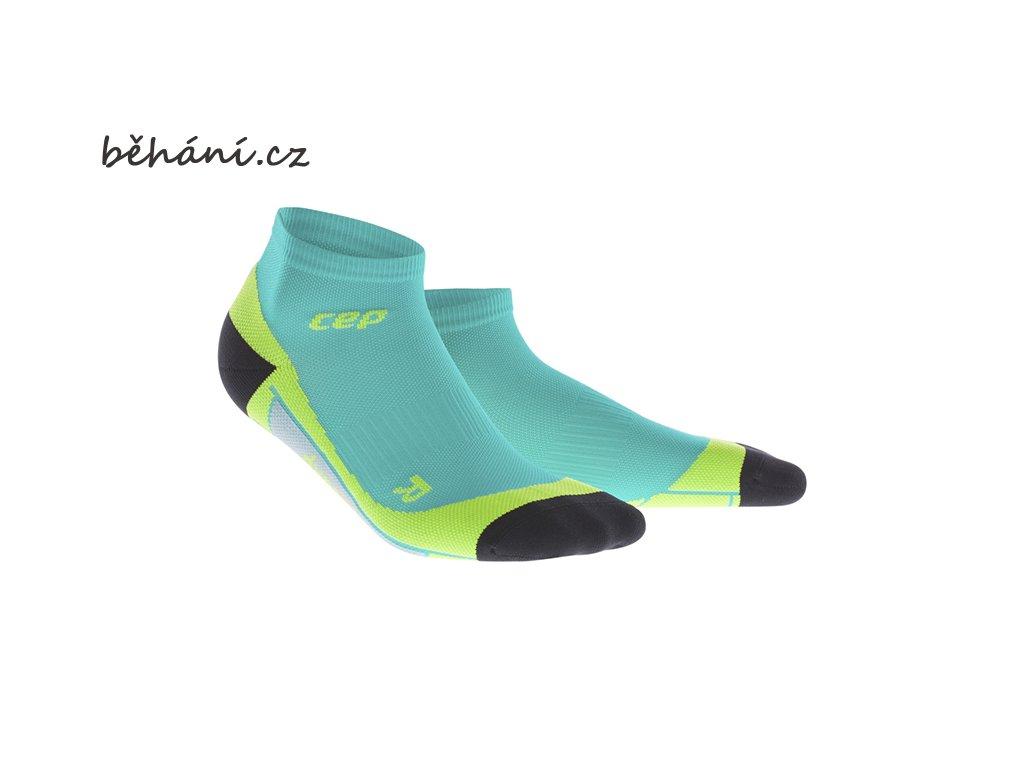 CEP low cut socks lagoon lime 1046 WP5AM0 paar sba