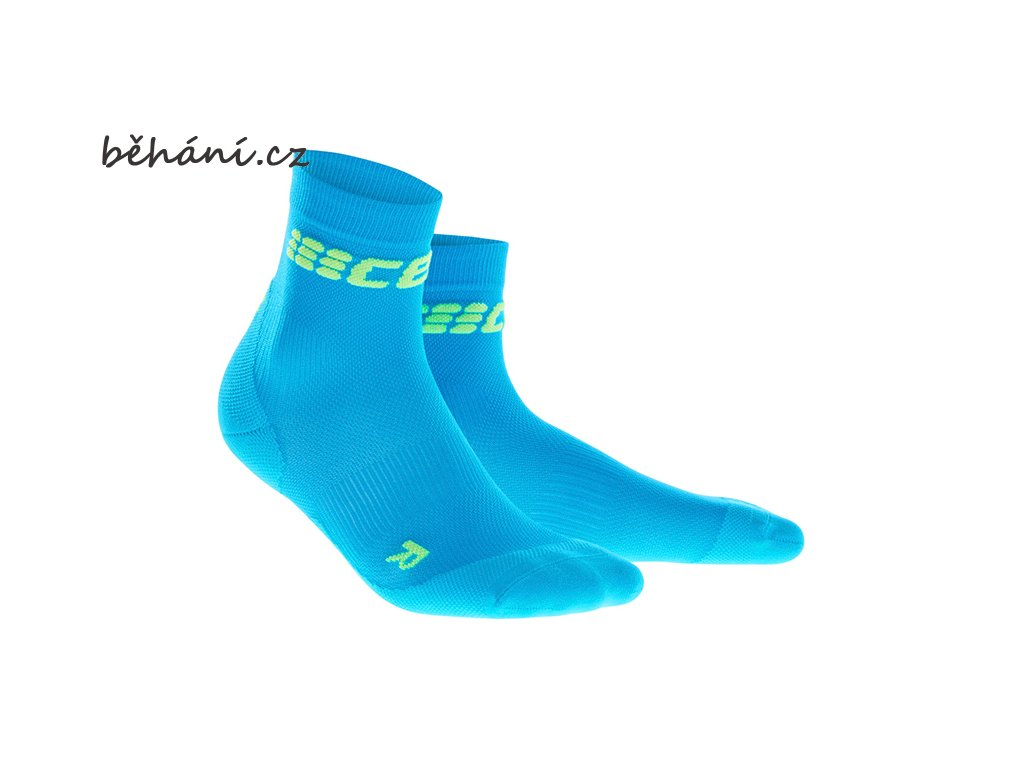 CEP ultralight short socks electric blue 1053 WP5BNC paar sba