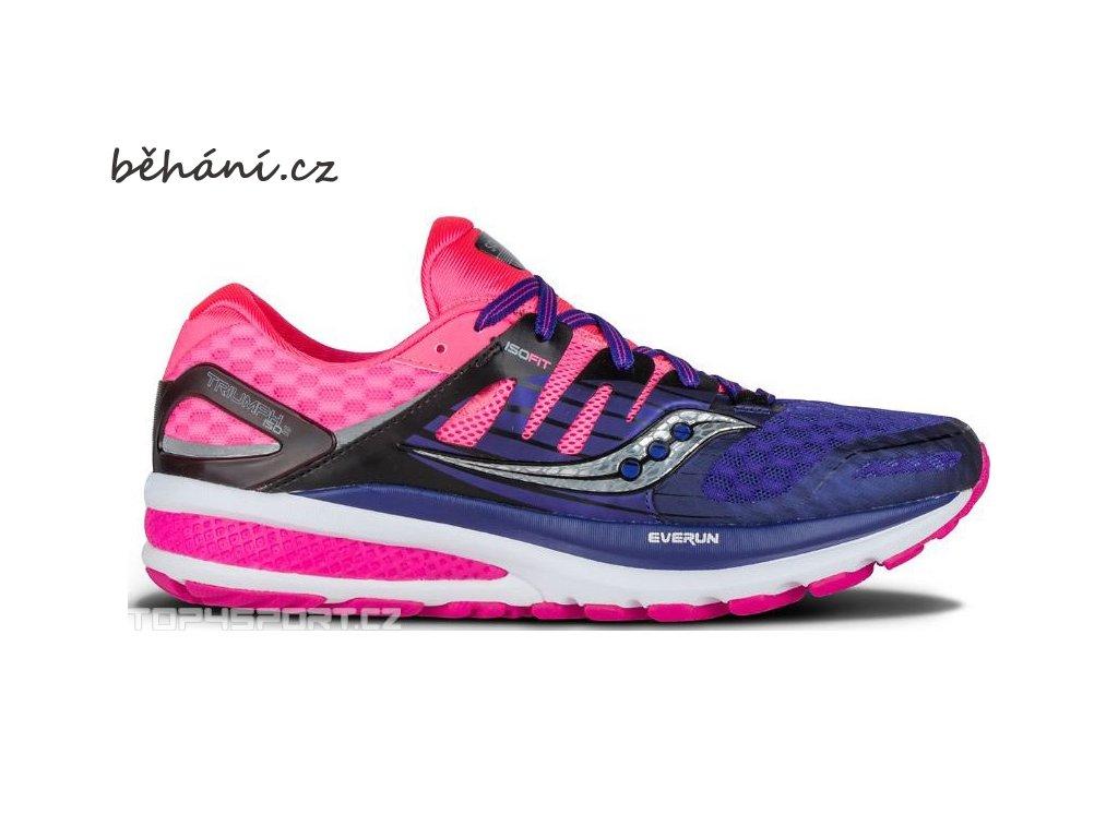 Běžecké boty Saucony TRIUMPH ISO 2 (Velikost obuvi v EU 40,5)