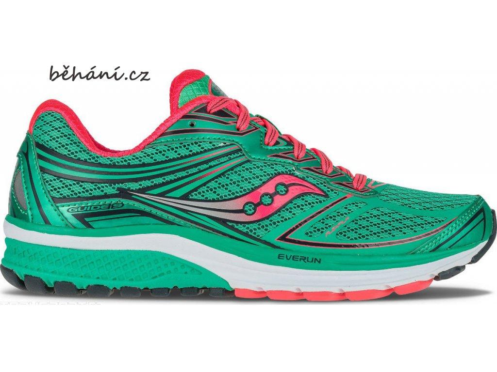 Běžecké boty Saucony GUIDE 9 (Velikost obuvi v EU 40)