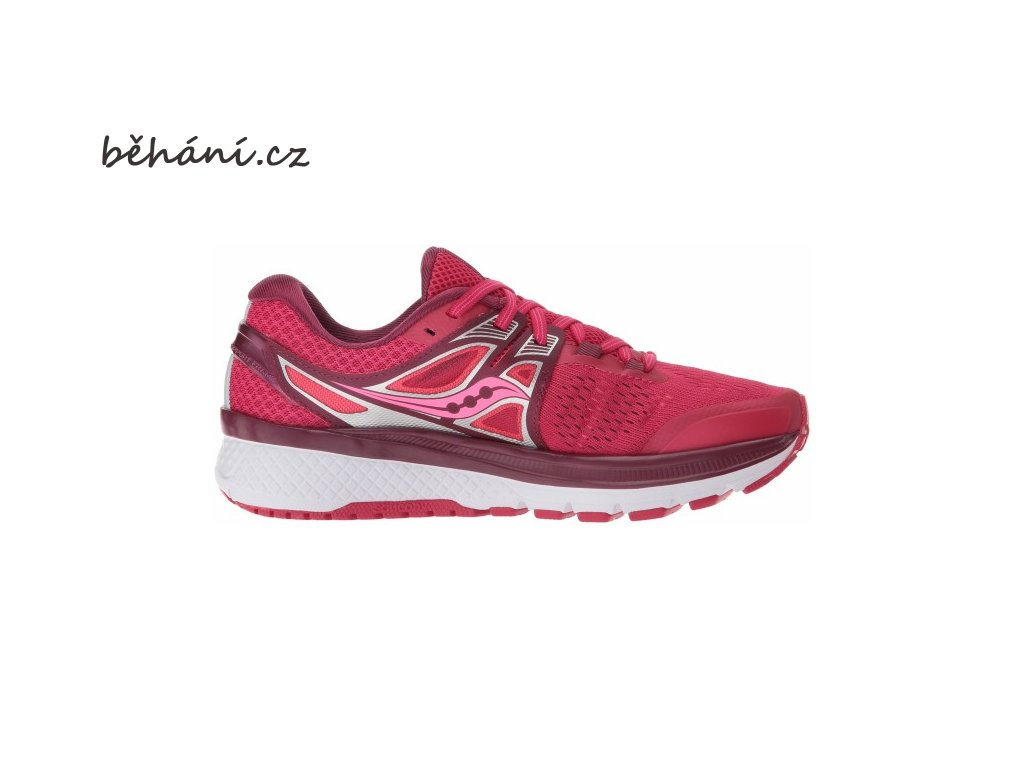 saucony women s triumph iso 3 running shoe pnk beer si 5 m us womens pnk beer si 825a 600