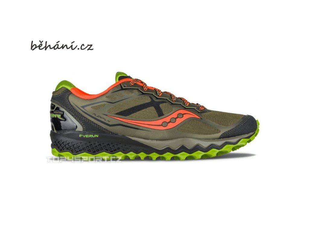 Běžecké boty Saucony PEREGRINE 6 (Velikost obuvi v EU 43)