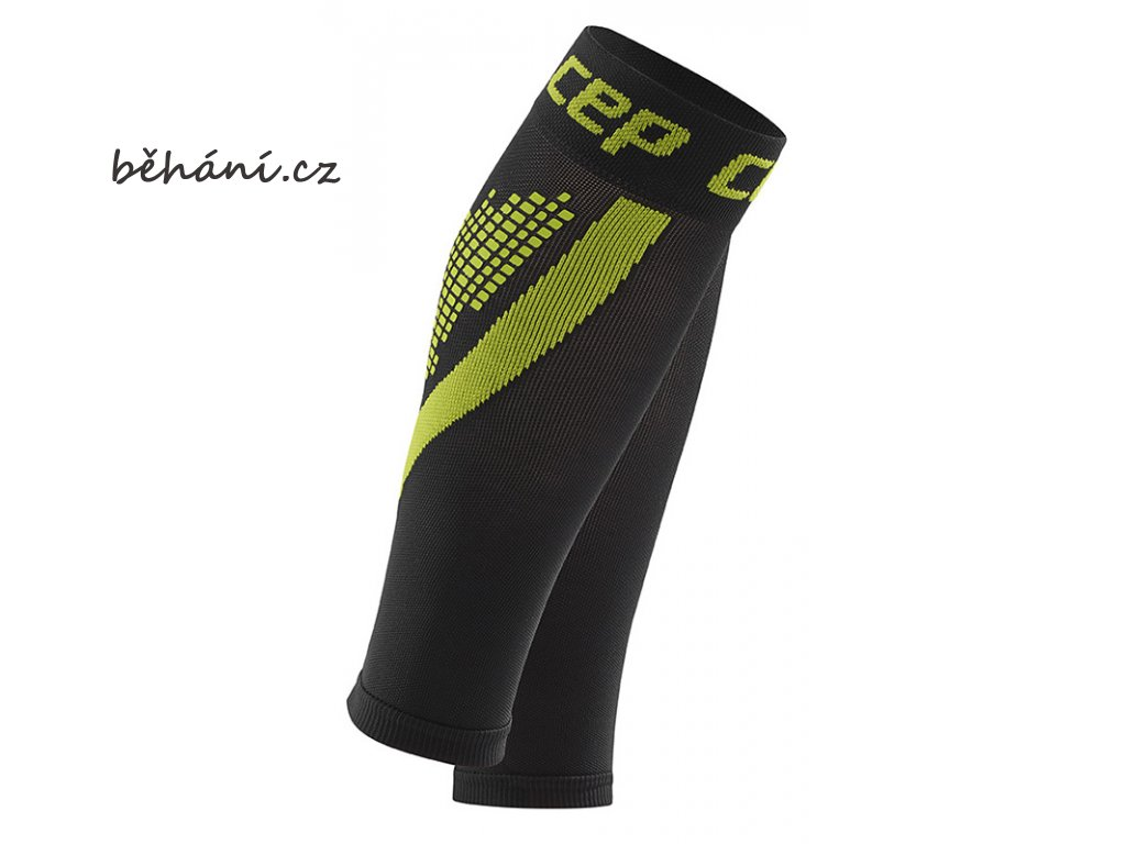 CEP nighttech calf sleeves green WS5LG0 m WS4LG0 w pair 72dpi