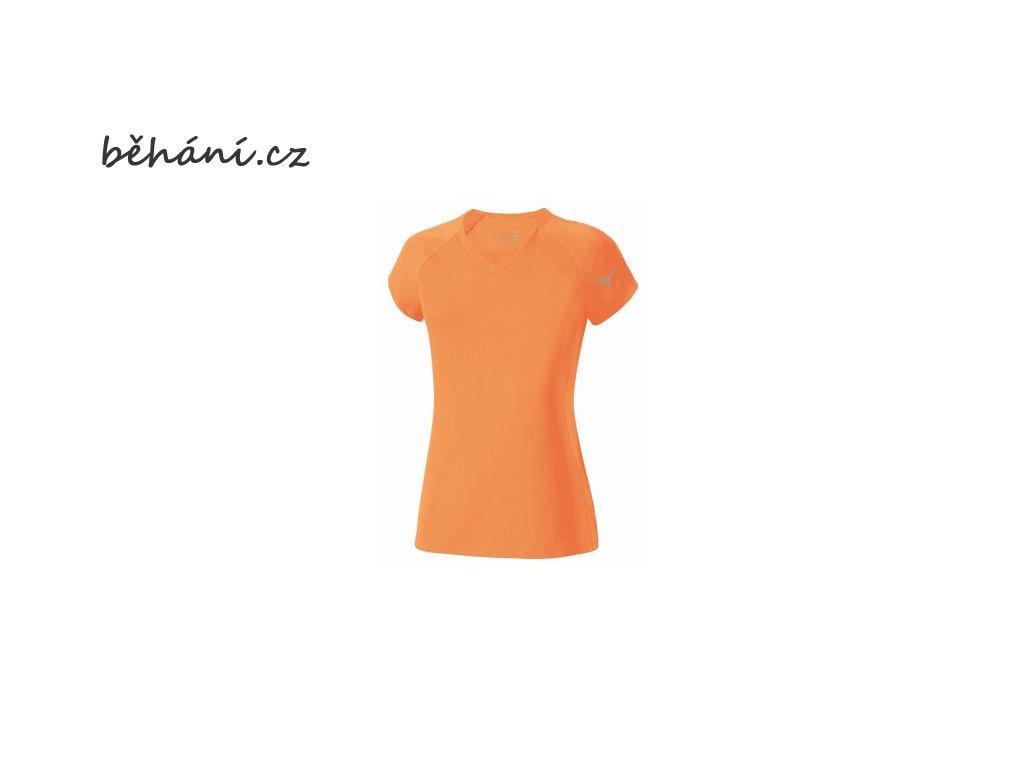 Běžecké tričko Mizuno Flex Tee K2GA720152