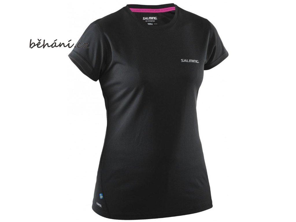 Běžecké tričko Salming Run SS Tee
