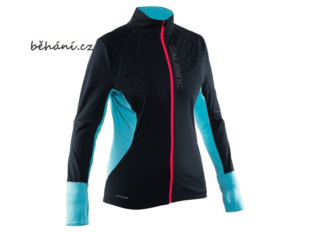 Běžecká bunda Salming Run Thermal Jacket