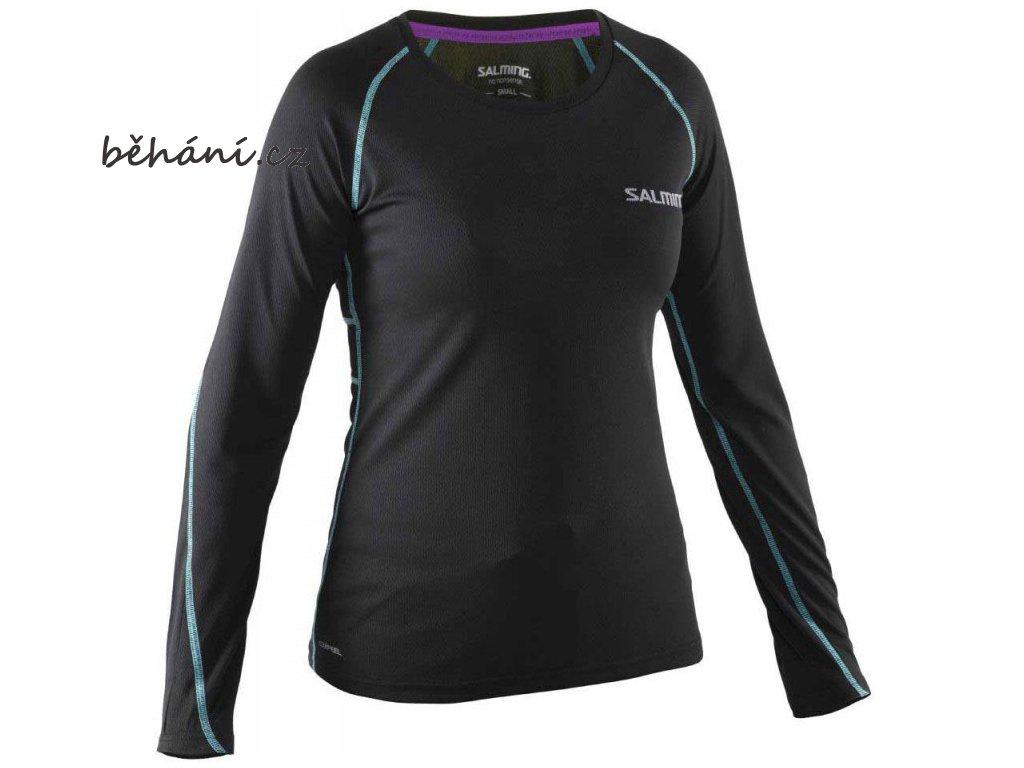Běžecké tričko Salming Run LS Tee