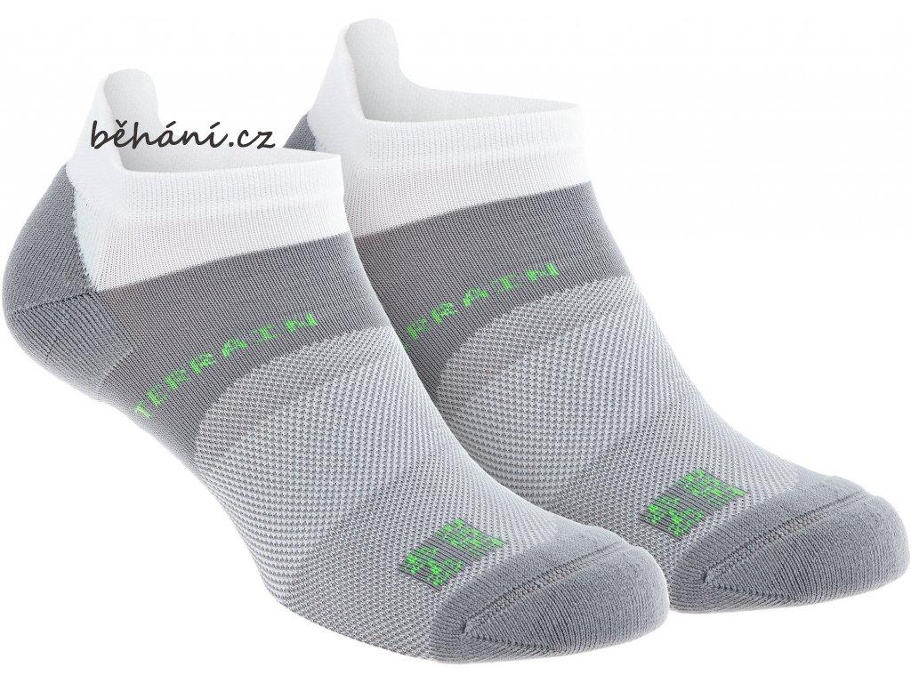 all terrain sock white low v02