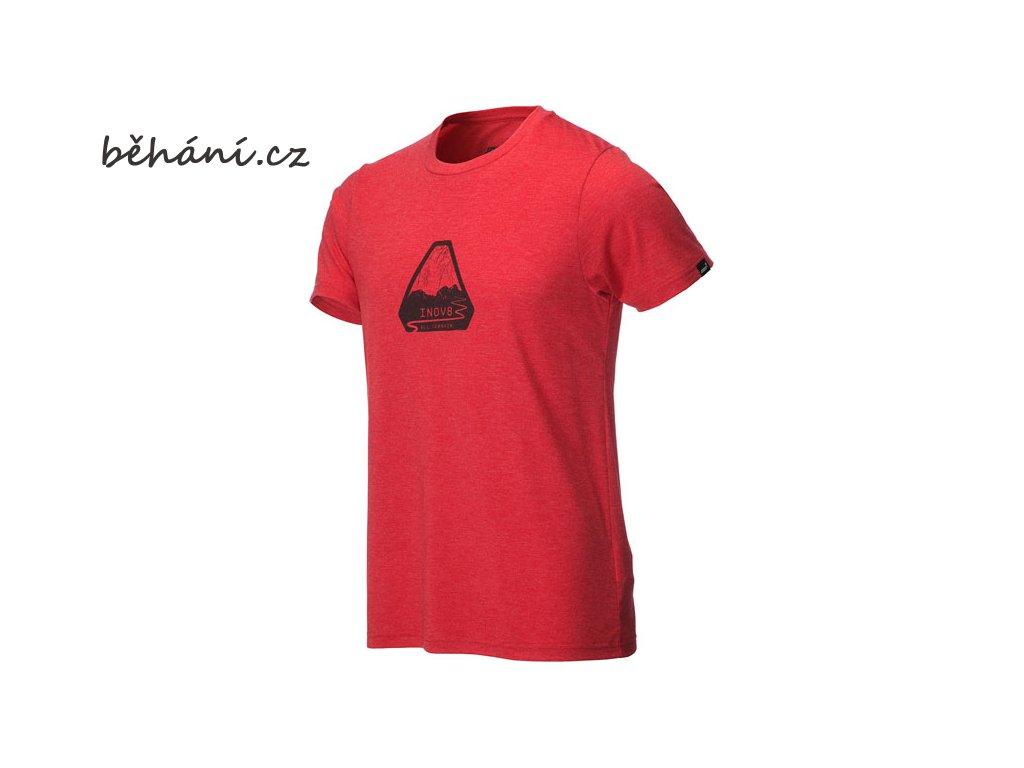 "Běžecké tričko Inov-8 AT/C TRI BLEND SS ""GRIP"" M"