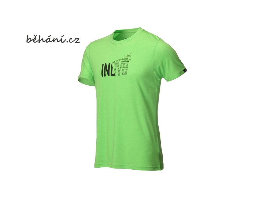 "Běžecké tričko Inov-8 AT/C TRI BLEND SS ""TRANSITION"" M"