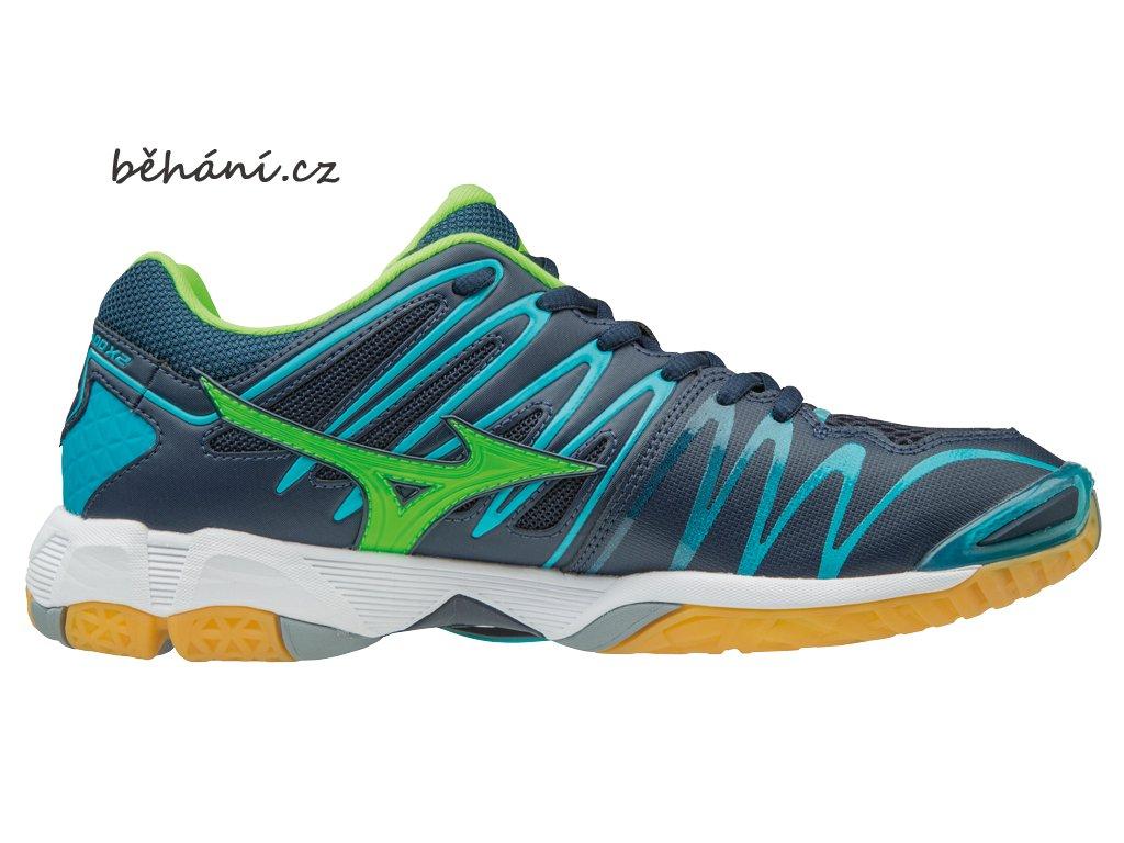 Sálová obuv Mizuno Wave Tornado X2 V1GA181236 - běhání.cz 03ca6730c87