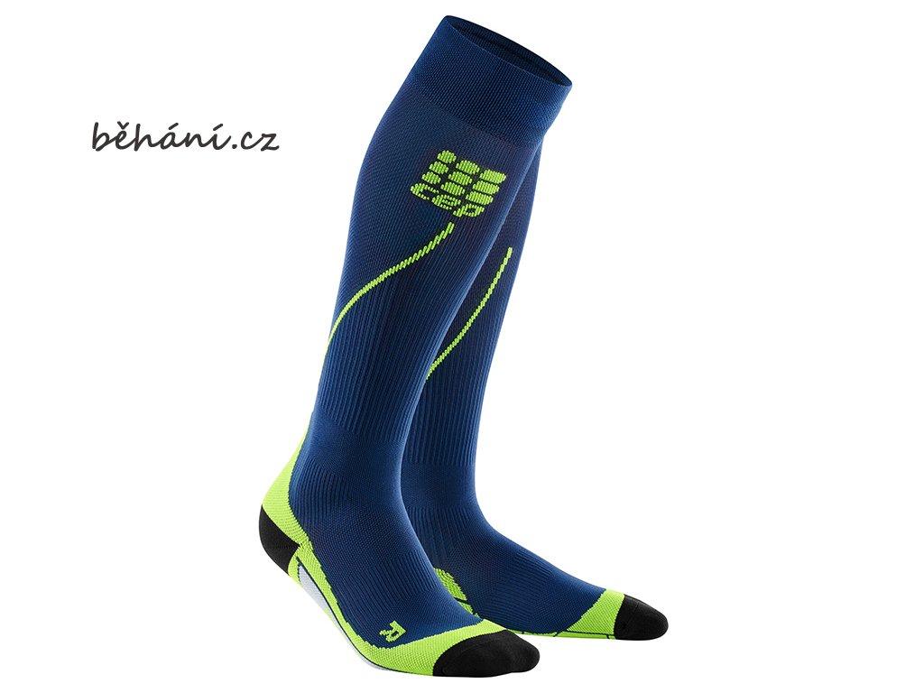 CEP Run Socks 2 0 deep ocean green WP45A3 w WP55A3 m pair