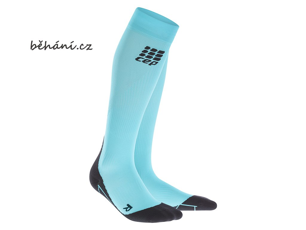 CEP Compression Socks burpee blue WP40YK w pair
