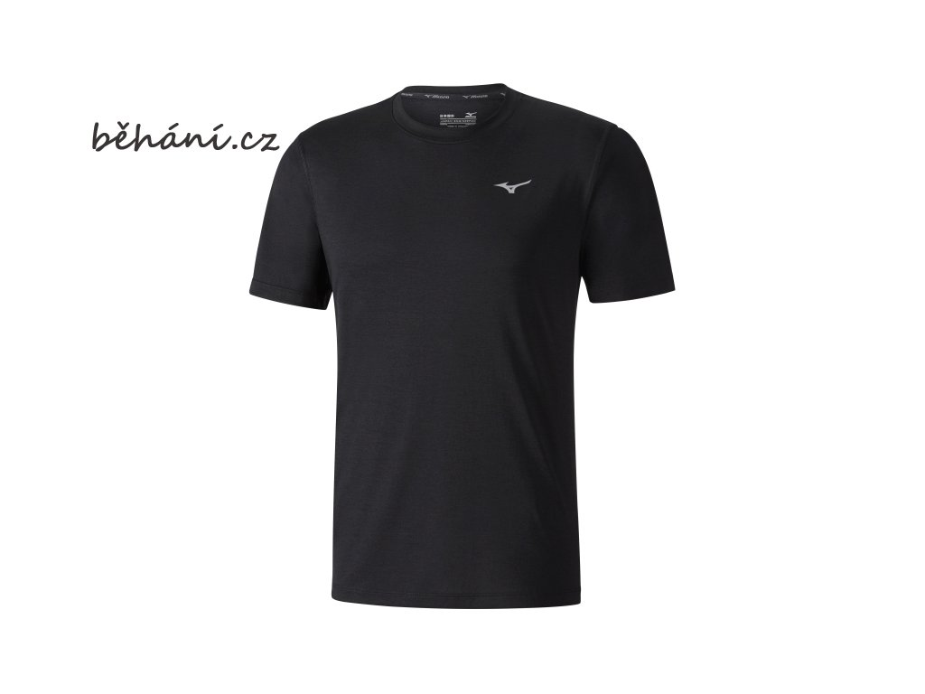 77dd25eac Běžecké tričko Mizuno Impulse Core Tee J2GA751909 - běhání.cz