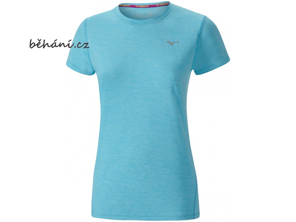 Běžecké tričko Mizuno Impulse Core Tee J2GA772128