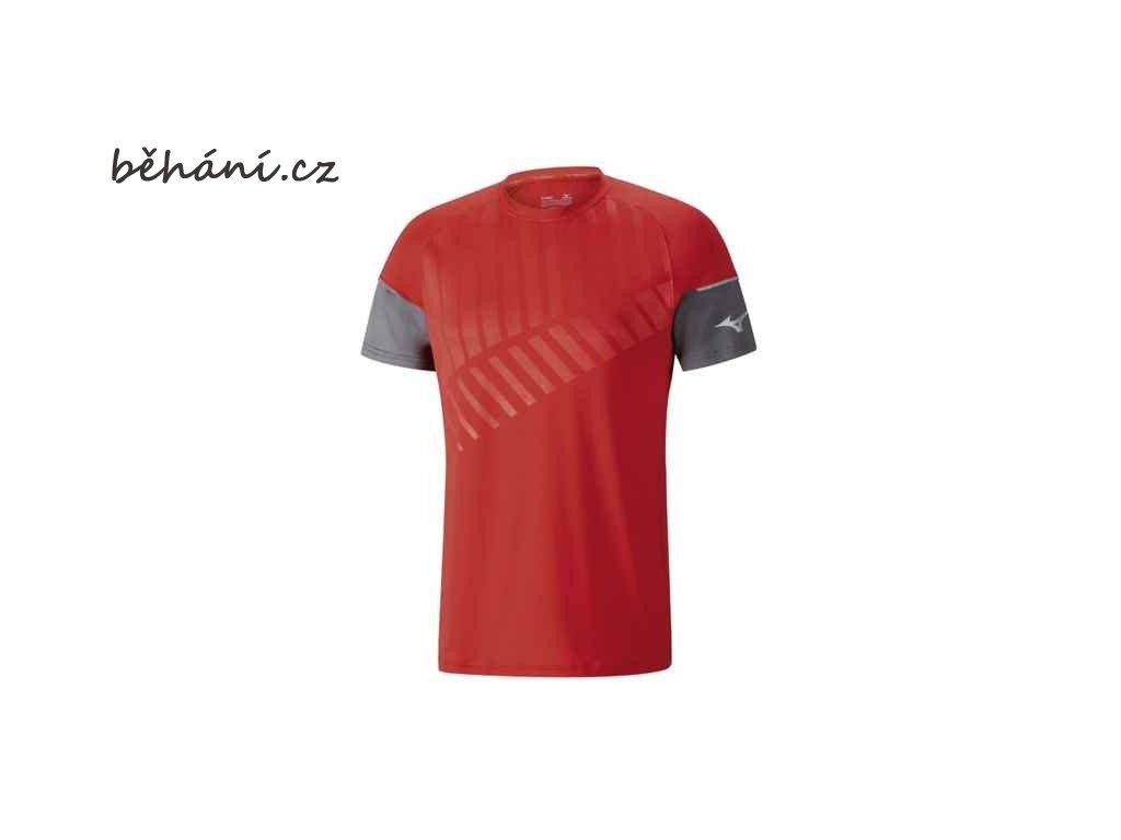 Běžecké tričko Mizuno Shadow Tee M K2GA800460
